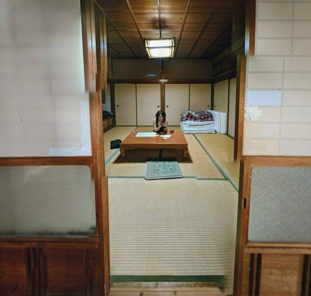 Habitación típica japonesa