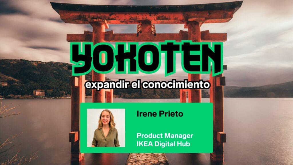 Entrevista con Irene Prieto
