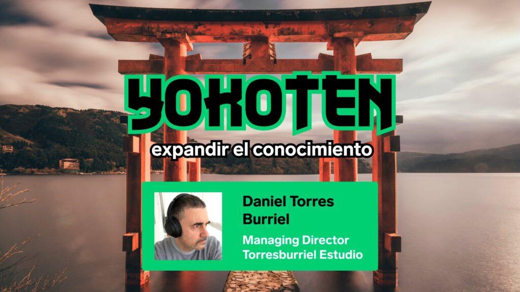 Entrevista con Daniel Torres Burriel
